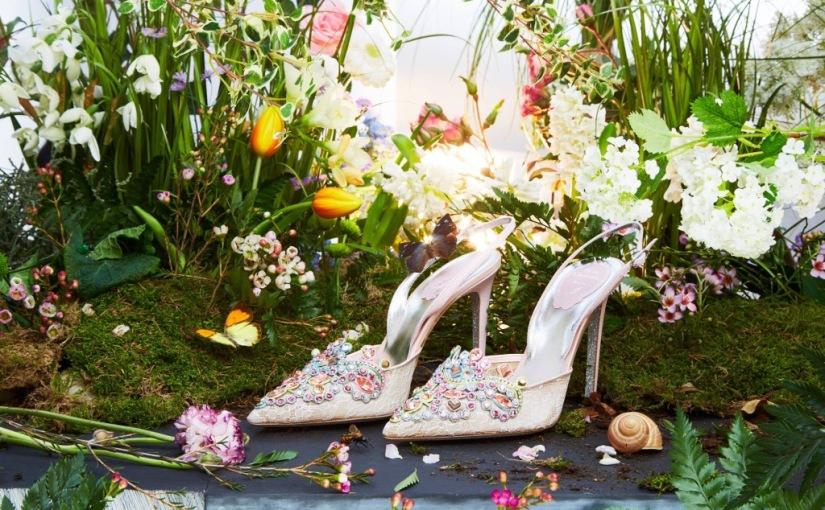 René Caovilla ปล่อยรองเท้าสุดเเฟนตาซีราวกับอยู่ใน Wonderland